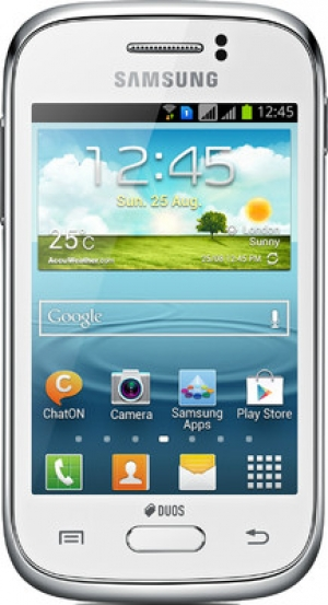 Samsung GT-S6312 Galaxy Young duos White