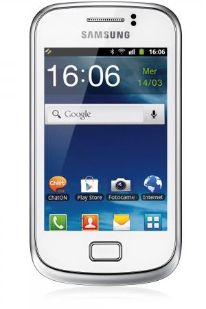 Samsung GT-S6500D Galaxy mini 2 Ceramic White