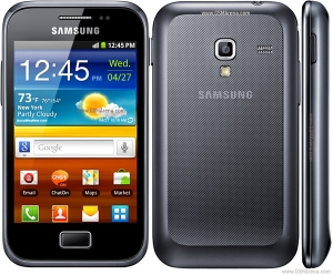 Samsung GT-S7500 Galaxy Ace Plus Dark Blue
