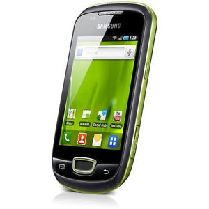 Samsung GT-S5570i Galaxy mini Lime Green