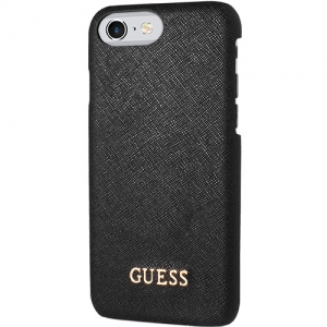 Faceplate case GUESS GUHCP7TBK iPhone 7 blac