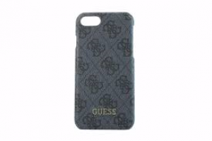 Faceplate case GUESS GUHCP74GG iPhone 7 gray