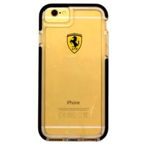 Hardcase Shockproof Ferrari FEGLHCP7BK iPhone 7