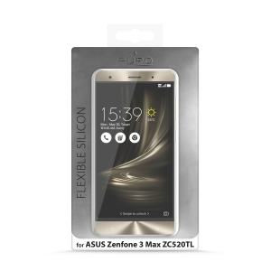 PURO TPU Cover за Asus ZenFone 3 MAX