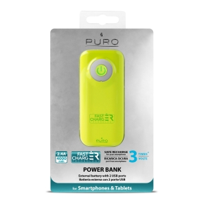 PURO 4000mAh FAST CHARGE батерия