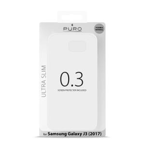 PURO Ultra Slim 0.3 за SAMSUNG GALAXY J3 2017