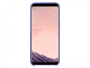 Samsung Galaxy S8,G950,Silicone Cover,Violet