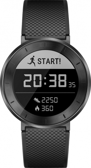 HUAWEI FIT MES-B19 Black Sport band,Small