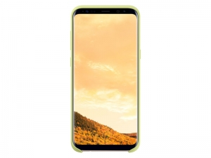Samsung Galaxy S8+,G955,Silicone Cover,Green