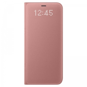 Samsung Galaxy S8,G950,LED view cover,Pink