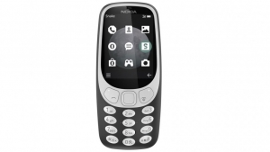 NOKIA 3310 3G SS CHARCOAL