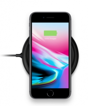 Mophie Qi Wireless Charge Pad (7.5W) - Black