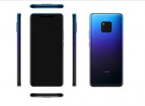 Huawei Mate 20 Pro,Laya-L29C,Twilight