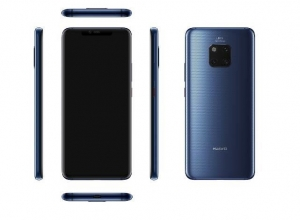 Huawei Mate 20 Pro,Laya-L29C,Midnight Blue