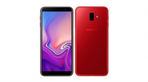 Samsung SM-J610FN/DS Galaxy J6+ Red
