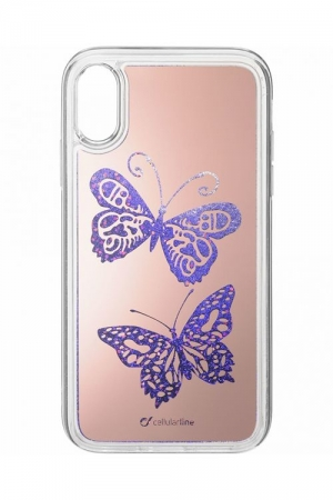 Stardust Калъф iPhone X/Xs Butterfly