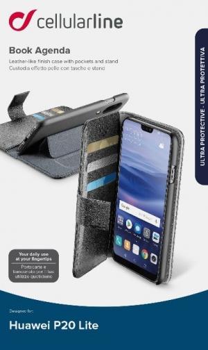 Book Agenda калъф за Huawei P20 Lite