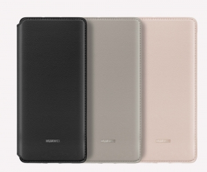 Huawei Elle P30, Wallet Cover, Pink