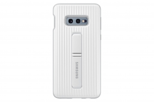 Samsung S10e,G970,Protective Standing Cover,White