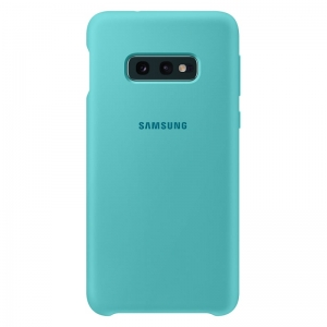 Samsung S10e,G970,Silicon Cover,Green