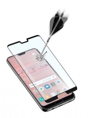 Закалено стъкло 3D за Huawei P20 Pro, Черно