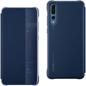 Hauwei P20 Pro,Smart View Flip Cover,Blue