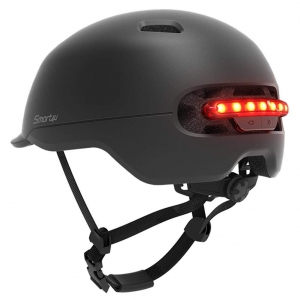 Xiaomi Каска Smart4u City riding smart flash helmet(L) black