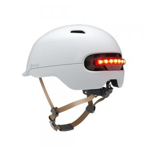 Xiaomi Каска Smart4u City riding smart flash helmet(M) white