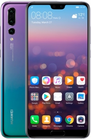 Huawei P20 Pro, Dual SIM, SLT-L29,Twilight