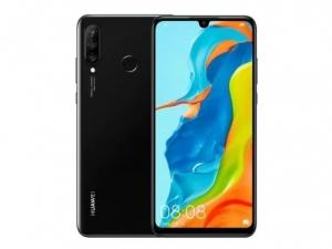 Huawei P30 lite,Midnaight Black+BLUETOOTH СЛУШАЛКИ HUAWEI AM61