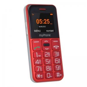 Телефон myPhone Halo Easy червен