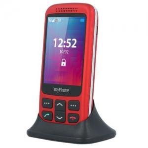 Телефон myPhone Halo S червен
