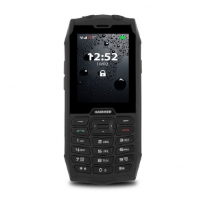 Телефон myPhone HAMMER 4 Plus сив