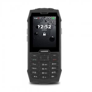 Телефон myPhone HAMMER 4 сив