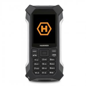 Телефон myPhone HAMMER PATRIOT черен