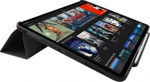 """Калъф PURO ZETA SLIM за iPad PRO 11"""" 2018+Pencil holder Черен"""