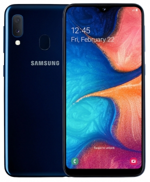 Samsung SM-A202 GALAXY A20e, Dual Sim, Blue