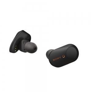 Безжични Слушалки Sony Headset WF-1000XM3, Black